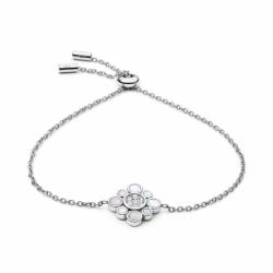 Bracelet Femme FOSSIL Summer Petals Acier et Nacre