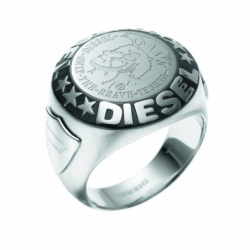 Bague homme DIESEL INDIAN HEAD