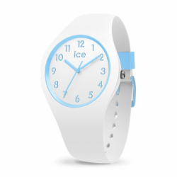 Montre enfant ICE WATCH OLA KIDS cotton white