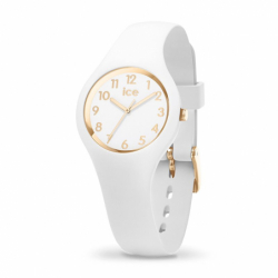 Montre femme ICE WATCH GLAM white / gold - XS
