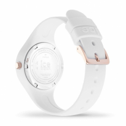 Montre femme ICE WATCH GLAM white / rose gold - XS