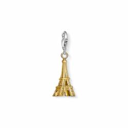 Charms Femme Tour Eiffel THOMAS SABO ARGENT 925/1000 Doré