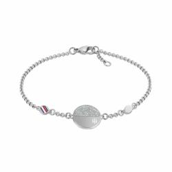 Bracelet Femme TOMMY HILFIGER Acier Argenté