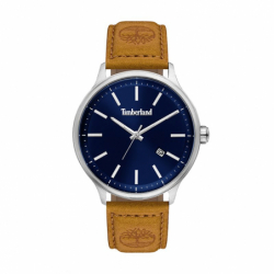 Montre Homme TIMBERLAND Allendale Cuir Camel