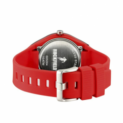 Montre Homme Ruckfield Silicone Rouge