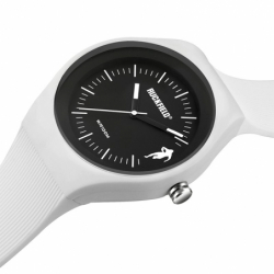 Montre Homme Ruckfield Silicone Blanc