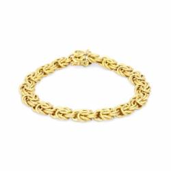 Bracelet Femme OR 750/1000 Jaune Royale