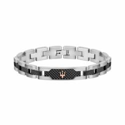 Bracelet Homme MASERATI Acier Gris