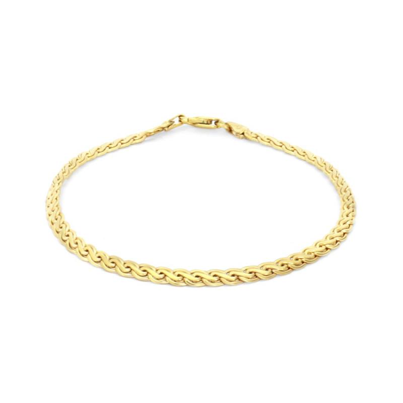Bracelet Femme OR 375/1000 S jaune