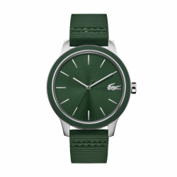 Montre Homme LACOSTE Silicone Vert