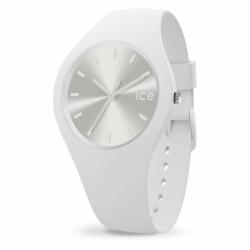 Montre ICE WATCH Medium colour Silicone Blanc