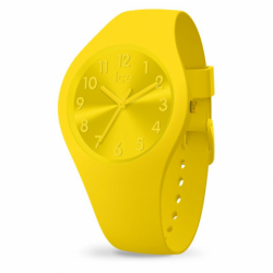 Montre ICE WATCH Small colour Silicone Jaune