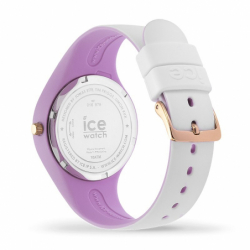 Montre femme ICE WATCH DUO CHIC white orchid