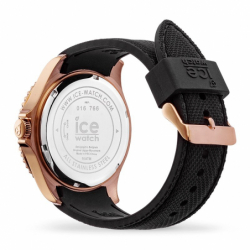 Montre homme ICE WATCH STEEL black / rose gold - L