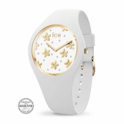 Montre femme ICE WATCH FLOWER precious white - M