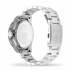 Montre homme ICE WATCH STEEL united silver