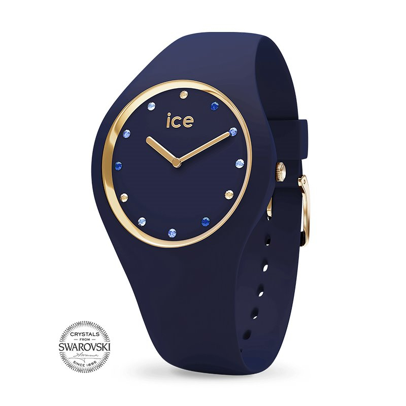 Montre femme ICE WATCH COSMOS blue shades - S