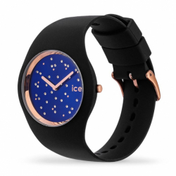 Montre femme ICE WATCH COSMOS star deep blue - M