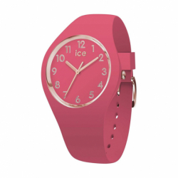 Montre Femme Glam ICE WATCH Small Silicone Rose