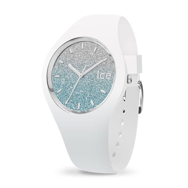Montre femme ICE WATCH LO white / blue - M