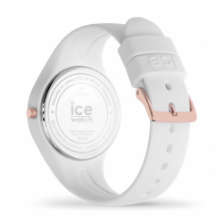 Montre femme ICE WATCH LO white / pink - S