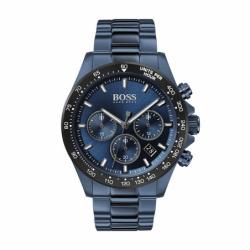 Montre Homme HUGO BOSS Chronographe Acier Bleu