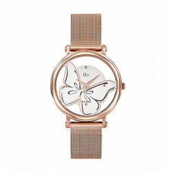 Montre femme GIRL ONLY papillon doré