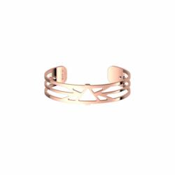 Bracelet Femme Manchette IBIZA Les Georgettes Les Essentielles Doré Rose