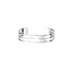 Bracelet Femme Manchette IBIZA Les Georgettes Les Essentielles Argenté