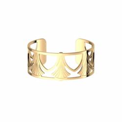 Bracelet Femme Manchette Amulette Les Georgettes Les Essentielles Doré