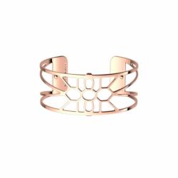 Bracelet Femme Manchette BALADE Les Georgettes Les Essentielles Doré Rose