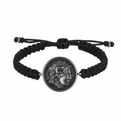 Bracelet Homme Alexandre PHEBUS LEGEND Acier
