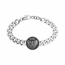 Bracelet Homme Aigle PHEBUS LEGEND Acier
