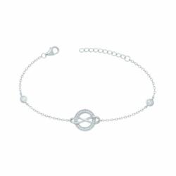 Bracelet Femme Infini ARGENT 925/1000 et Oxydes