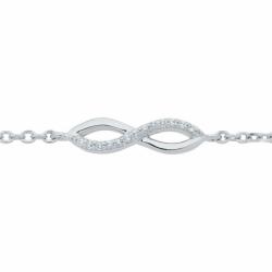 Bracelet Femme Infini EDORA ARGENT 925/1000 et Oxydes