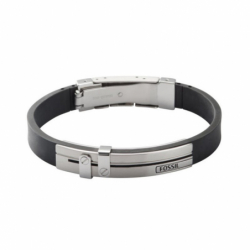 Bracelet homme FOSSIL MENS DRESS silicone