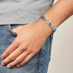 Bracelet homme FOSSIL MENS DRESS acier