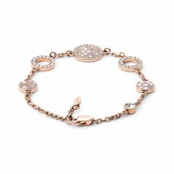 Bracelet Femme Fossil disques