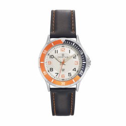 Montre enfant CERTUS orange