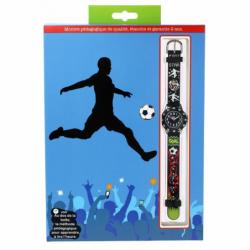 Montre enfant Baby Watch FOOTBALL Zap