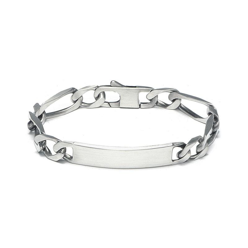 Bracelet Homme Gourmette ARGENT 925 /1000