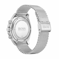 Montre Homme Chronographe HUGO BOSS Océan Edition Acier Argenté