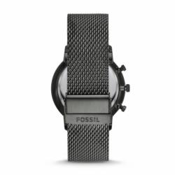 Montre Homme Fossil Neutra Chronographe Acier Noir