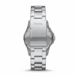 Montre Homme Fossil FB-01 Aciera Argenté