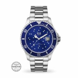 Montre femme ICE WATCH STEEL blue cosmos / silver