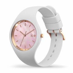 Montre femme ICE WATCH PEARL white / pink - S