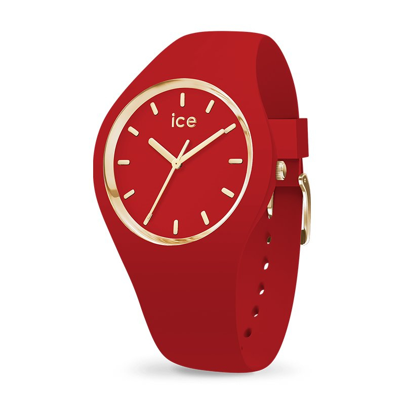Montre femme ICE WATCH GLAM COLOR red - M